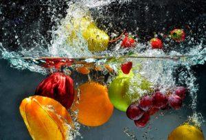 овощи и фрукты для букетов