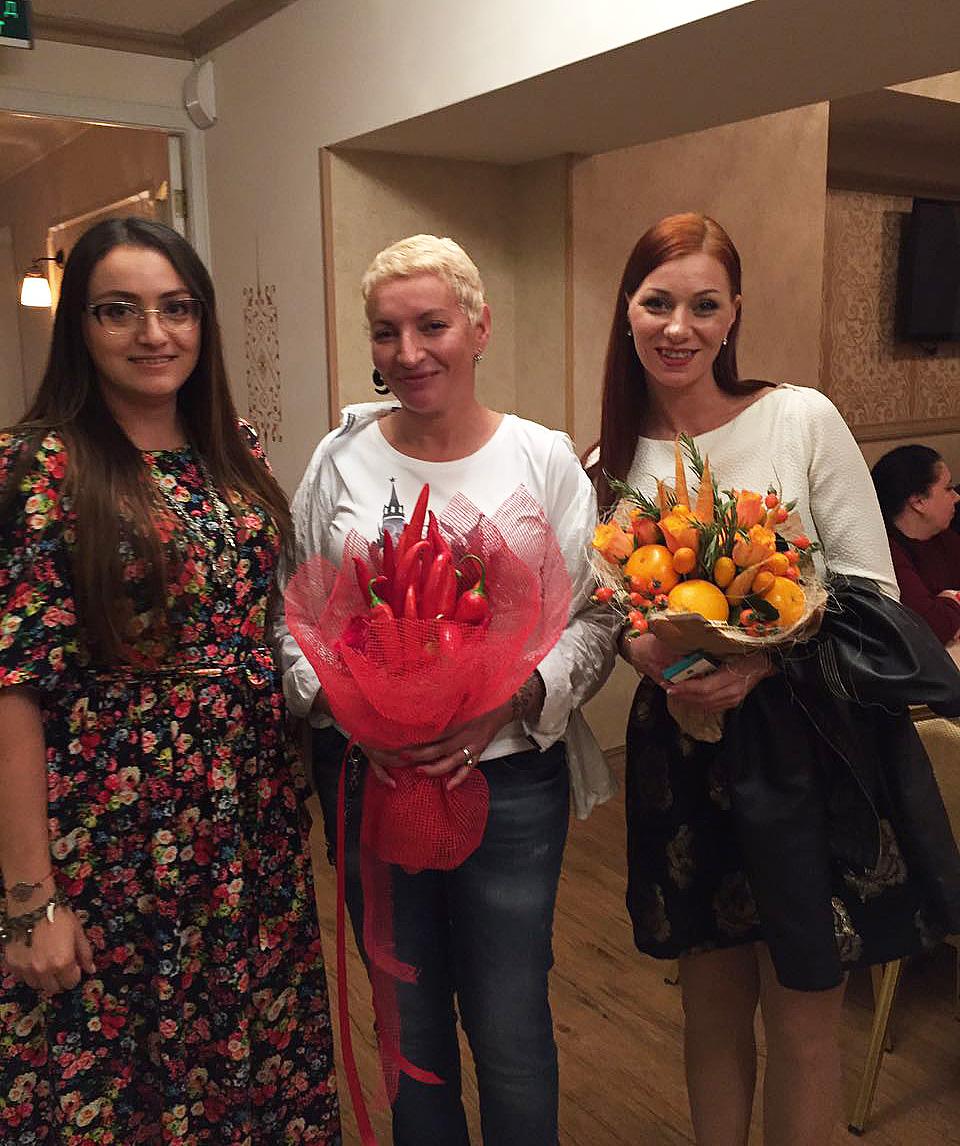 тандем Лидии Раевской и Виктории Самсоновой
